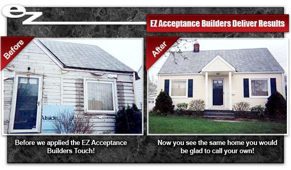 Ez Acceptance Builders Inc Vinyl Siding
